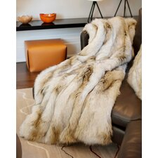 Limited Edition Series Russian Wolf Throw