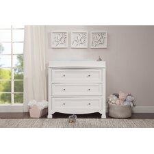 Kalani 3 Drawer Dresser by DaVinci