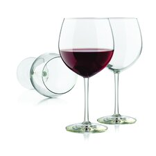 Midtown 18.25 oz. Red Wine Glass (Set of 4)