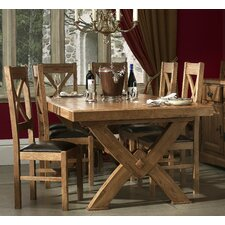 Chateau Dining Set with 4 Chairs