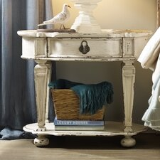 Sanctuary 1 Drawer Nightstand by Hooker Furniture
