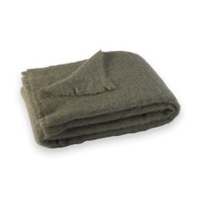 St Helens Brushed Mohair Throw