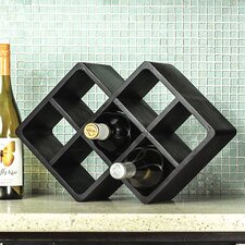 Firenze 7 Bottle Tabletop Wine Rack