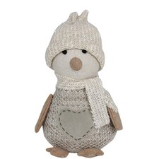 "Penguin ""Percy"" Floor Fixed Polyester Door Stop"