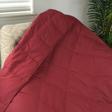 Down Throw Blanket