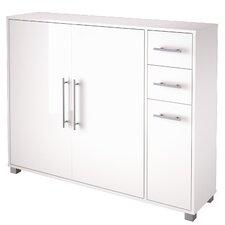 Statura Pisa 20-Pair Shoe Storage Cabinet