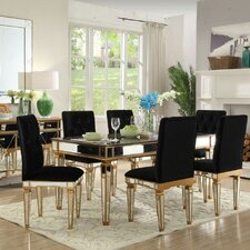 Imperial Dining Set with 6 Chairs