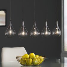 Neal 5-Light Kitchen Island Pendant
