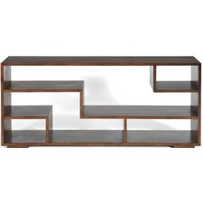 Tao Long 26 Accent Shelves Bookcase by Gingko Home Furnishings