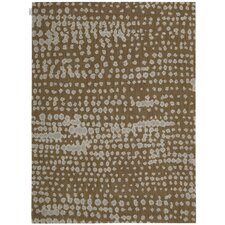 Loom Select Diffused Lines Earth Area Rug