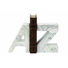 Ceramic Book Ends (Set of 2)