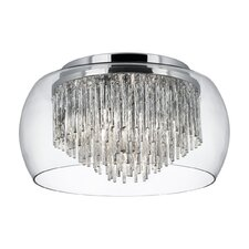 Tycho 4 Light Semi Flush Light
