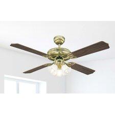 132cm Monarch 4-Blade Ceiling Fan