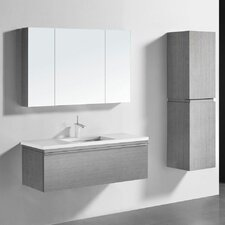 Venasca 48 Vanity Set with Single Sink by Madeli