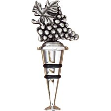 Grapes Wine Stopper