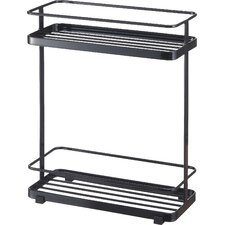Tower 11 W x 13 H Shelving by Yamazaki USA Inc.