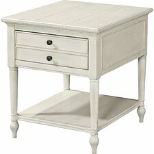 Causey Park End Table by Canora Grey