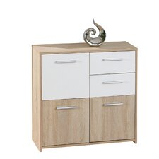 Eboli 2 Drawer 3 Door Cabinet