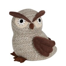 "Owl ""Hootie"" Floor Fixed Polyester Door Stop"