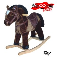 Kaboodles Junior Plush Rocking Horse by Vandue Corporation