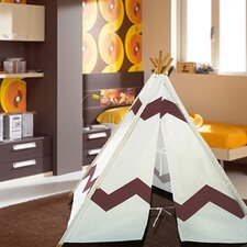 Modern Home Children's Canvas Tepee Set