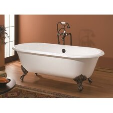 Regal 61 x 31 Soaking Bathtub with Undrilled by Cheviot Products
