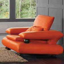 Noci Design Orange Chair by Noci Design