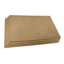 Cork Insulating Underlayment (Set of 4)