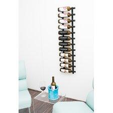 Wall Series 12 Bottle Wall Mounted Wine Rack