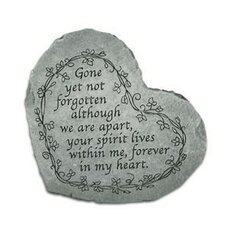 Gone Yet Not Stepping Stone