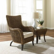 Sanibel 2 Piece Lounge Chair Set by Panama Jack Sunroom