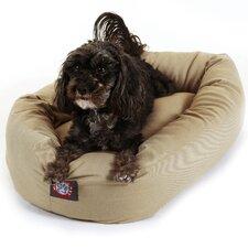 Bagel Donut Dog Bed