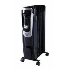 900/1500 Watts Portable Electric Radiant Radiator Heater