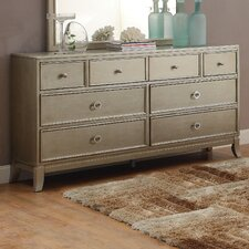 Erion 8 Drawer Combo Dresser by House of Hampton