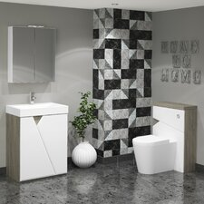 Alberta Bathroom Suite