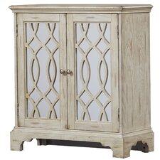 Aletha 2 Door Accent Cabinet by One Allium Way