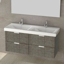 Double Fun 47 Double Vanity Set by Arcom by Nameeks