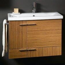 Simple 33 Single Bathroom Vanity Set by Iotti by Nameeks