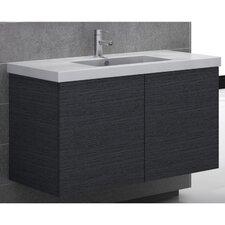 Space 39 Single Bathroom Vanity Set by Iotti by Nameeks
