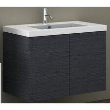 Space 32 Single Bathroom Vanity Set by Iotti by Nameeks