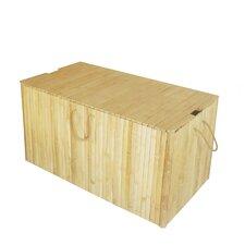 Storage Trunk Box Chest Bench by ZEW Inc