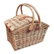 Classic English Picnic Basket
