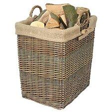 Log Willow Basket