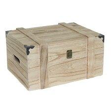 6 Bottle Wine Chest Wooden Box