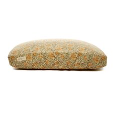 Deluxe Floral Dog Bed Cover