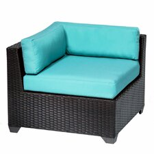 Belle Corner Chair with Cushions