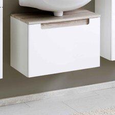 60 cm Wandbefestigter Waschbeckenunterschrank Siena