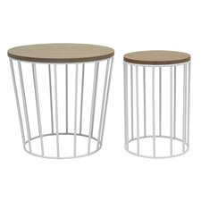 Smarty 2 Piece Nest of Tables