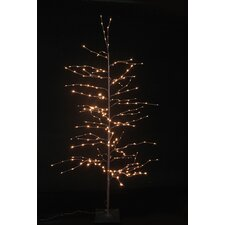"84"" Tree with 280 Warm White LED Lights"