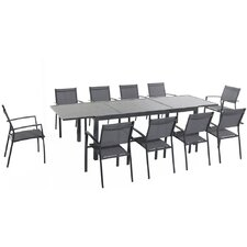 Naples 11 Piece Dining Set by Hanover